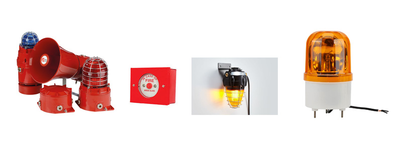 Safety Warning Lights & Devices