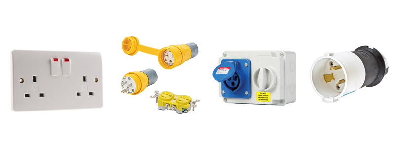 metallic wiring accessories